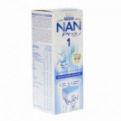 Nan pro 1 lait pdr sticks 4x26g