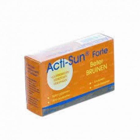 Acti-sun pp forte capsules 60