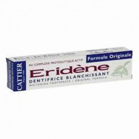 Eridene dentifrice 75ml