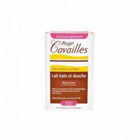 Rogé Cavaillès Lait bain douche hydratant peau sèche 300ml