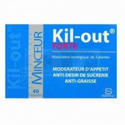 Kil-out forte gélules 40