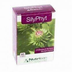 Silyphyt phytosome (silybin) capsule 120mgx60