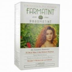 Farmatint chatain 120ml *4n