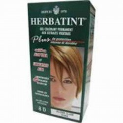 Herbatint: diverses couleurs blond-dore 120ml