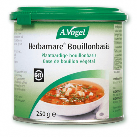 A.Vogel Herbamare base bouillon 250g