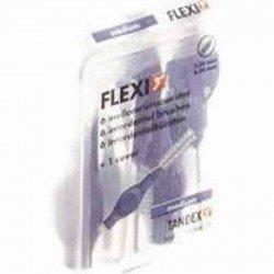 Flexi brossette interdentaire medium 6 violet