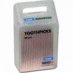 Tandex cure-dents en bois 80 813201