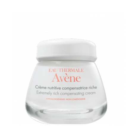Avene Crème nutritive compensatrice riche pot 50ml