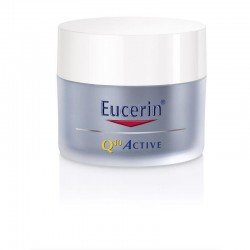 Eucerin Q10 crème de nuit active peaux sensibles visage 50ml