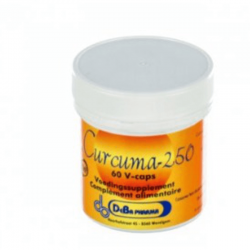 Deba curcuma-250 gélules (60)