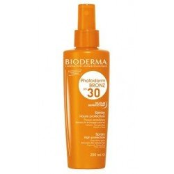 Bioderma photoderm bronz ip30 spray 200ml
