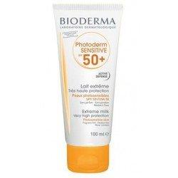 Bioderma Photoderm sensitive ip50+ lait 100ml