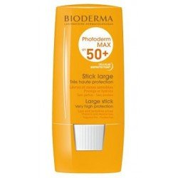 Bioderma Photoderm max zones sensibles ip50+ stick 8g