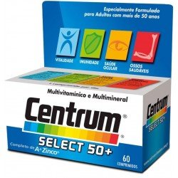 Centrum select 50+ advanced 60 comprimés