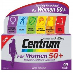 Centrum women advanced 90 comprimés