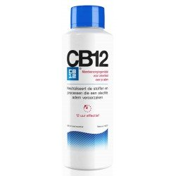Cb12 Mauvaise haleine 12h regular 500ml