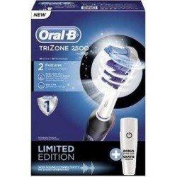 Oral-b Brosse à dents électrique 2500 Trizone Black Limited Edition