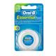 Oral-b Fil dentaire essential floss 50m Goût menthe