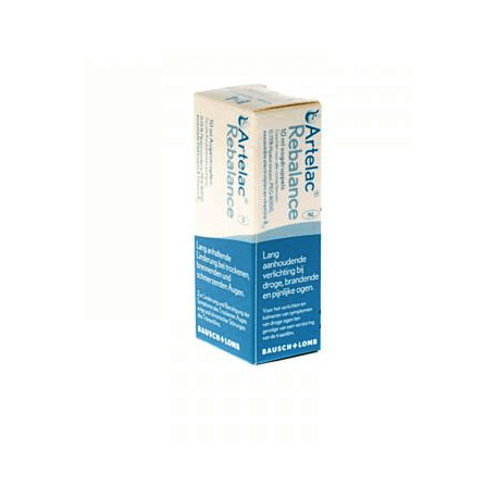 Artelac Rebalance Collyre 10ml