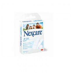 Nexcare soft assortiment 20 strips