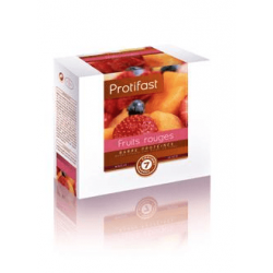 Barres fruits rouges 7*35g