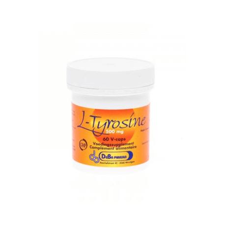 Deba l-tyrosine gélules 60x(500mg)