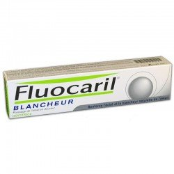 Fluocaril blancheur actif dentifrice 75ml