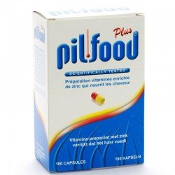 Pilfood plus capsule 180