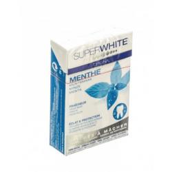 Superwhite gomme a macher classic menthe sans sucre (20)