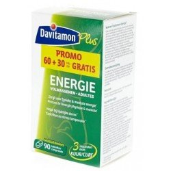 Davitamon energy adult tabl 60+30