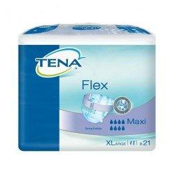 Tena flex maxi extra large 21 pièces