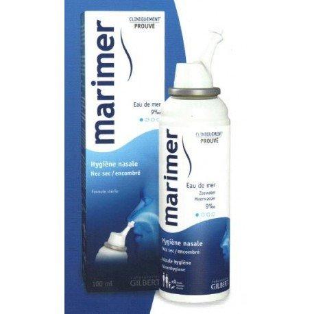 Marimer eau de mer isotonique 100ml