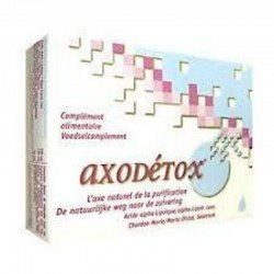 Axodetox gelule 60