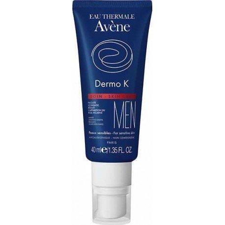 Avène Homme dermo-k crème de nuit tube 40ml