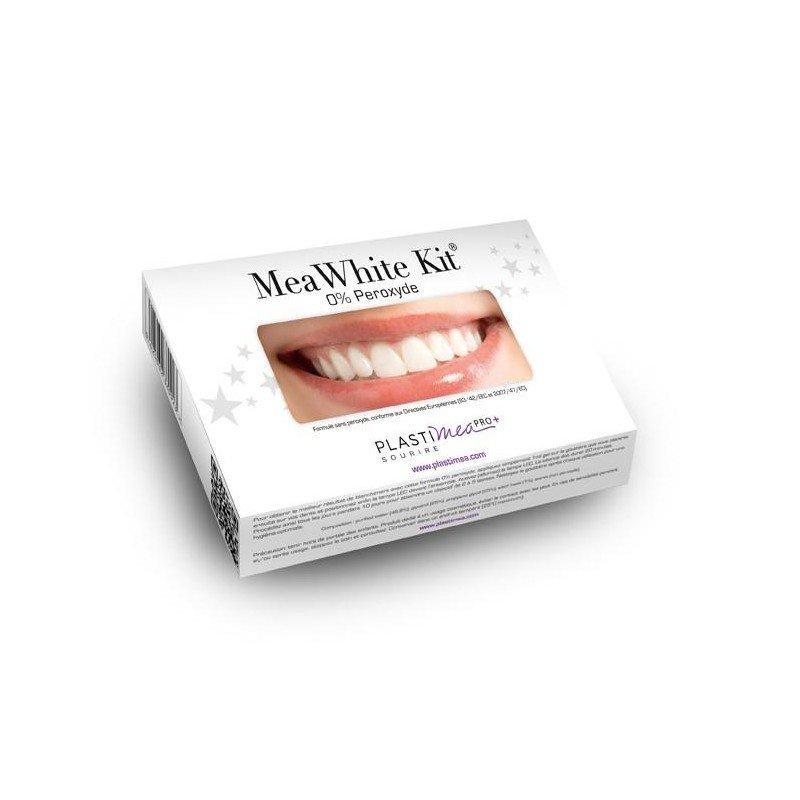 plastimea meawhite kit blanchiment des dents pharmasimple. Black Bedroom Furniture Sets. Home Design Ideas