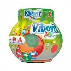 Vibovit junior 4+ ABC 50 gommes