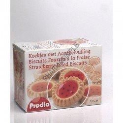 Prodia Biscuits Fourrés Fraise 150g