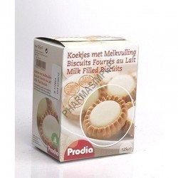 Prodia Biscuits Fourrés Au Lait 125g