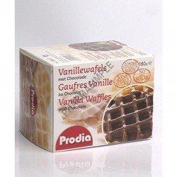 Prodia Gaufres vanille au chocolat 185g