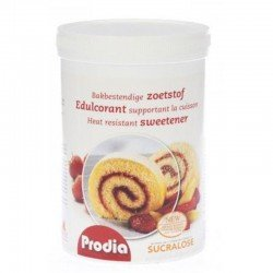 Prodia Edulcorant supportant la cuisson 250g