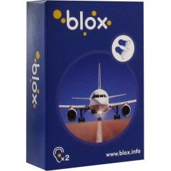 Blox Avion Protection Auditives Anti-Pression Adulte (1 paire)