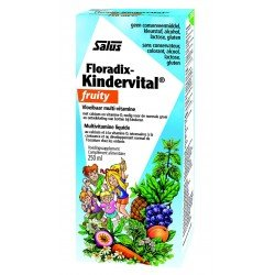 Kindervital floradix 250ml