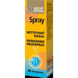 Arkoroyal Ruche royale spray nettoyant nasal propolis 30ml