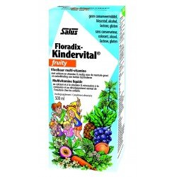 Kindervital floradix 500ml