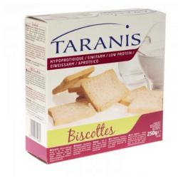 Taranis biscottes biscuit 4x250g