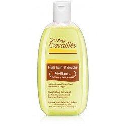 Rogé Cavaillès Huile bain douche vivifiante Peau sensible et sèche 250ml