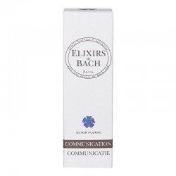 Elixirs de bach communication