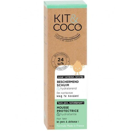 Kit&coco mousse protectrice 75ml