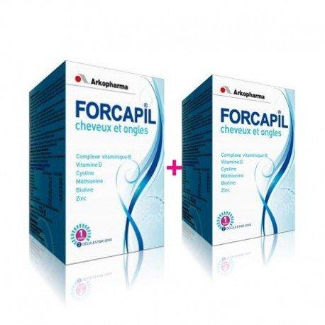 Arkopharma Forcapil 120 capsules (2x60 caps)