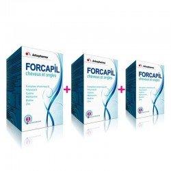 Arkopharma Forcapil 180 caps (3 boites)
